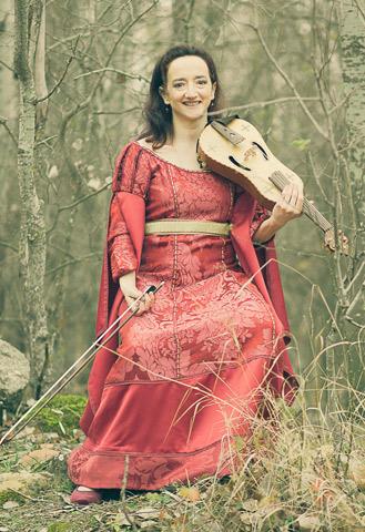 Marisa violinista